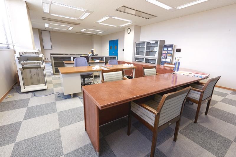 秋田キャンパス事務室