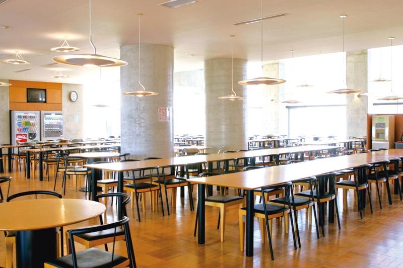 B 学生食堂