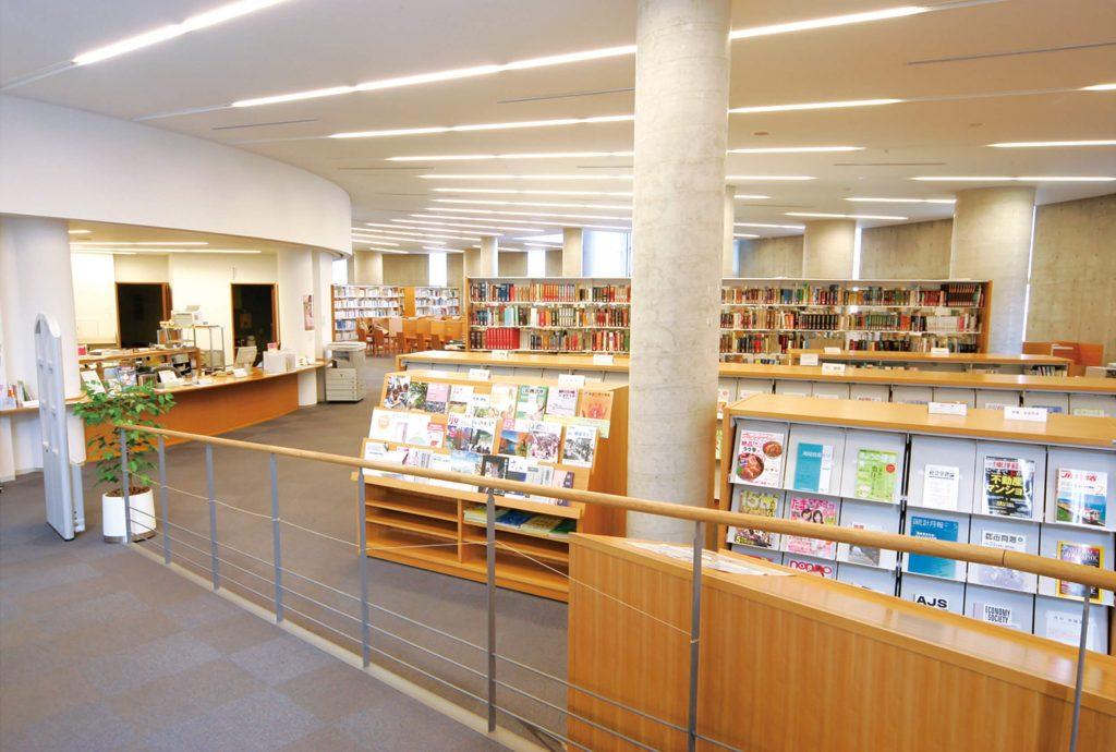 I 図書館